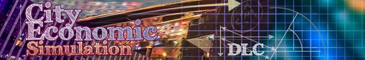 City Economic Simulation DLC