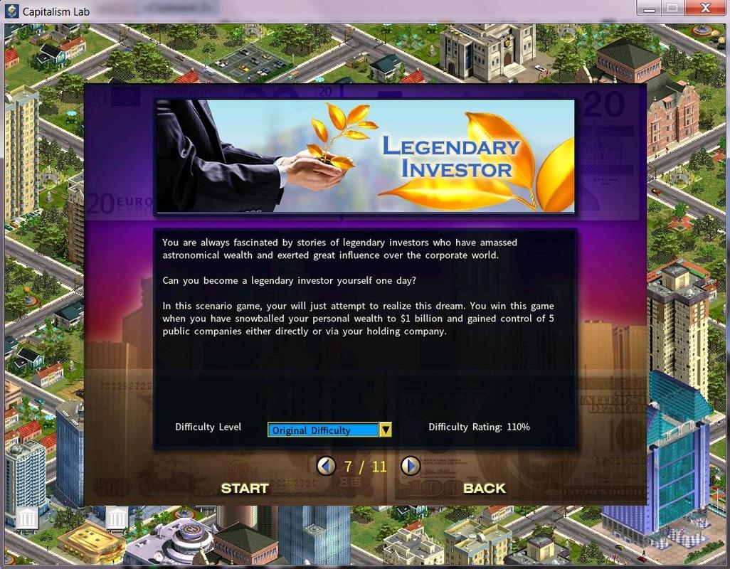 Legendary Investor